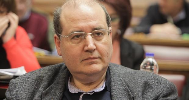 Νίκος Φίλης-Υπουργός Παιδείας