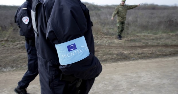 Frontex-Greece