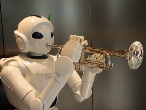 robottrumpet