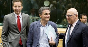 Eurogroup-Tsakalotos