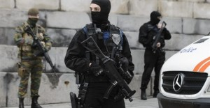 police brussels