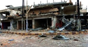 Syria rouketes