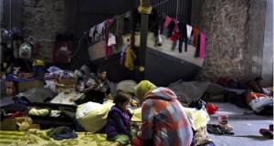 πρόσφυγες εγκλωβισμένοι στην Ελλάδα