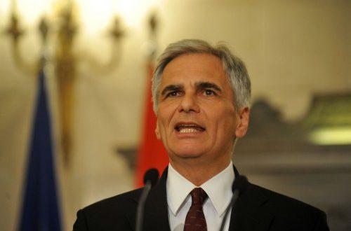 Τώρα: Ξαφνική παραίτηση του αυστριακού καγκελάριου Φάιμαν