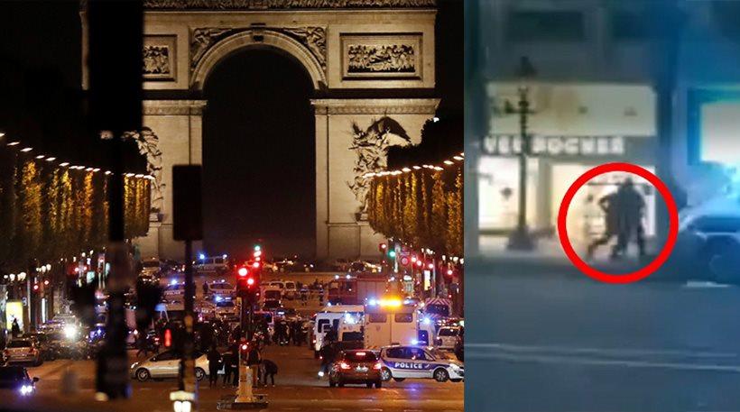 Τζιχαντιστές γάζωσαν αστυνομικούς στο Παρίσι