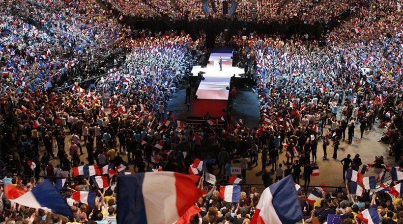Γαλλία: Μια ακροδεξιά, ένας ακροαριστερός και δύο κεντρώοι διεκδικούν την προεδρία