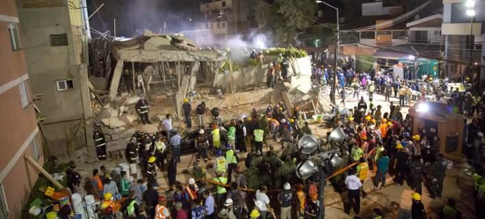 Το σχολείο του θανάτου στο Μεξικό: 32 μαθητές νεκροί από τον σεισμό