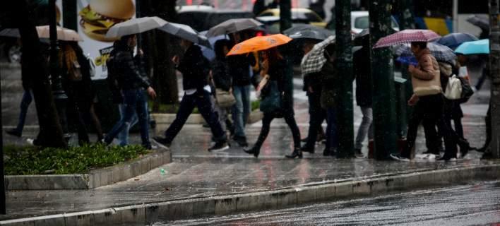 Κακός ο καιρός σήμερα -Πού θα βρέξει, πού θα χιονίσει