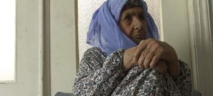 Μία πρόσφυγας 111 ετών: Πήρε άσυλο αλλά εγκλωβίστηκε στην Ελλάδα