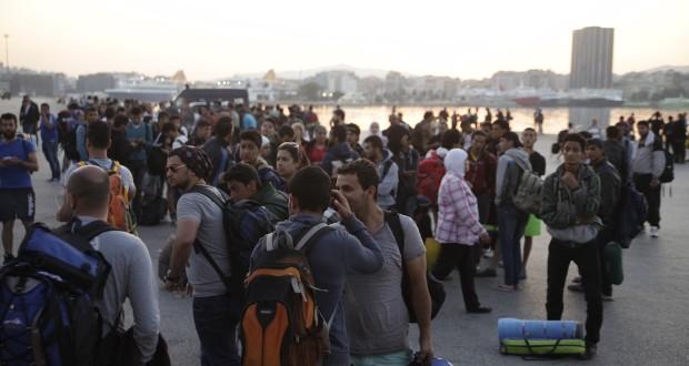μεταναστευτικές ροές